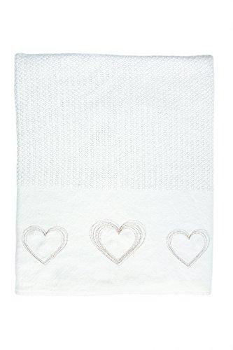 Baby Sense Cellular Blanket | 35 x 43 Large, Soft, Comfortable 100% Premium Cotton + Breathable Light Fabrics for Sleep, Stroller Cover, Regulating Temperature, Feeding, Calming