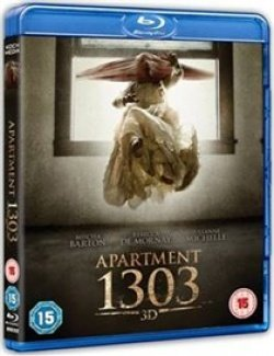 Apartment 1303 3D ( Apartment 1303 ) ( Apartment One Thousand Three Hundred Three ) (3D) [ NON-USA FORMAT, Blu-Ray, Reg.B Import - United Kingdom ]
