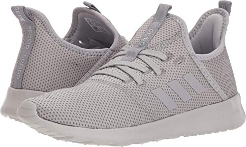 adidas Women's Cloudfoam Pure Running Shoe Granite/Grey