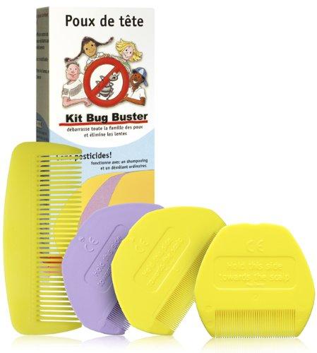 Das BUG BUSTER KIT - Anti-Läuse Set