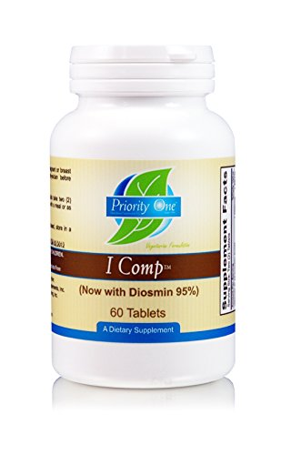 Priority One Vitamins I Comp 60 Tablets – Broad spectrum support for healthy eyes and cellular tissues.* For Sale