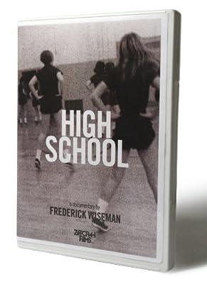 High School By Frederick Wiseman [DVD] [1968]