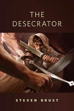 book cover of The Desecrator