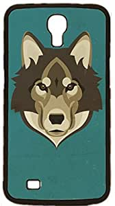 Wolf Animal Hard Case for Samsung Galaxy Mega 6.3 I9200 I9205 ( Sugar Skull )