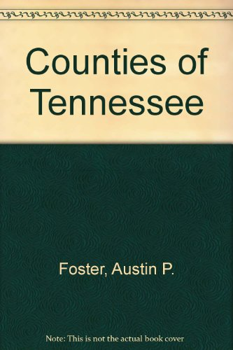 Counties of Tennessee