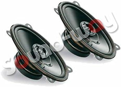 Phonocar Haut-parleurs Enceintes Voiture Alpha 2 Voie 60W 90x150 mm //9X 15 cm 66021