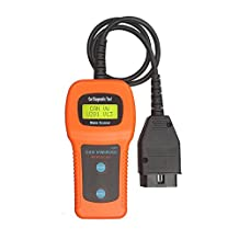 AUTOS-FAMILY Memoscan U281 for AUDI VW SEAT CAN-BUS OBD2 OBDII Auto Engine Code Reader Scanner CAN BUS OBD2 Diagnostic Tool