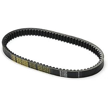 Amazon.com: Malossi x-special Belt (727 X 18,5 X 30) Piaggio ...