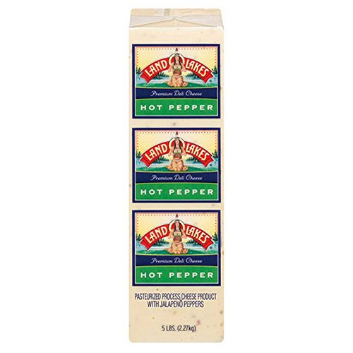 land o lakes american cheese loaf - 5
