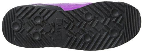 Roma Glitter Puma Purple Black PS Basic Kids Cactus Sneaker 5qv1ZT