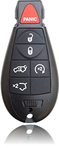 NEW 2012 Jeep Grand Cherokee Keyless Entry Remote Key Fob 6 Button Remote Start