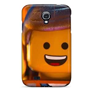 High Quality Phone Cover For Samsung Galaxy S4 With Provide Private Custom Nice The Lego Movie Image KellyLast