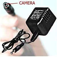 LawMate Hidden Camera AC Adapter Motion Activated with Built in DVR PV-AC30