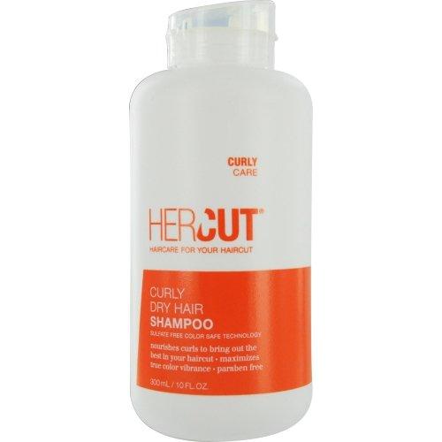 HERCUT by Hercut CURLY DRY SHAMPOO 10 OZ for WOMEN ---(Package Of 6) by HerCut