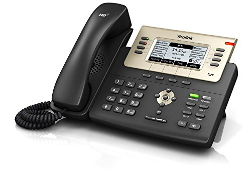Yealink SIP-T27P, Executive IP Phone 6 line, LCD, POE No Power Supply (Executive Telephone)