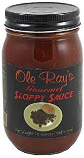 product image for Ole Ray's Gourmet Sloppy Sauce, 16oz.