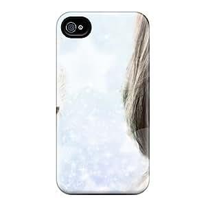 For Iphone 4/4s Fashion Design Megan Fox 29 Case-wMG1410cJpG