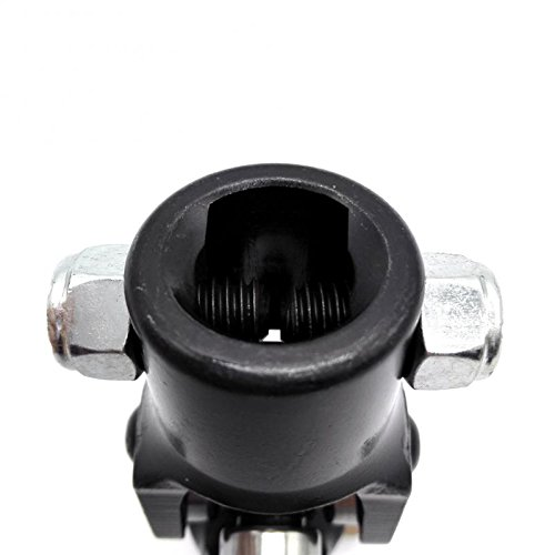 5/8''-36 Spline x 3/4'' DD Single Black Universal Steering Shaft U Joint New