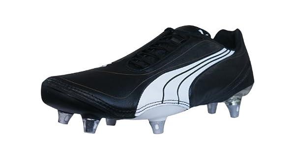 Amazon.com: Puma v1.08 K SG – Botas de fútbol de piel/Cleats ...