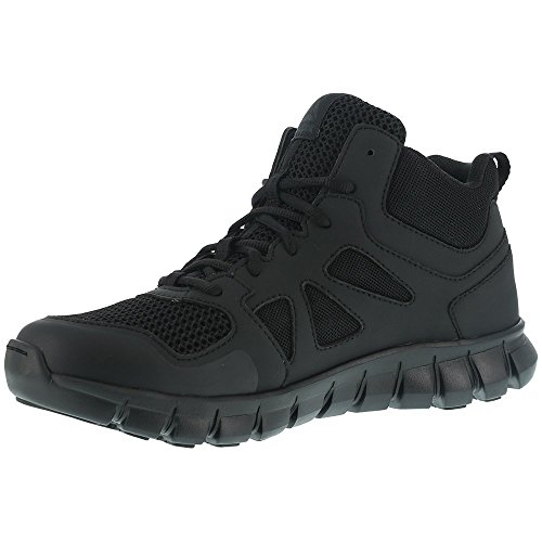 Reebok Women's Sublite Cushion RB805 Military and Tactical Boot, Black, 6 W US by Reebok (Image #2)