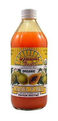 Dynamic Health Papaya Puree -- 16 fl oz
