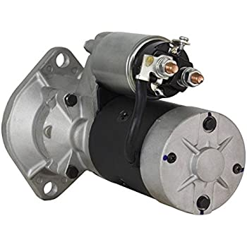 STARTER FITS YANMAR ENGINE 4TN82 4TN84 GENERATOR SETS AM877284 MIA10300 TY25235