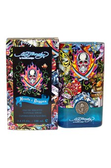 HEARTS & DAGGERS For Men By CHRISTIAN AUDIGIER Eau de Toilette Spray