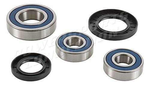New PC15-1214-001 Rear Wheel Bearing for Suzuki DL 1000 V-Strom 02 03 04 05 06 07 08 09 10, DL 650 A V-Strom ABS 08 09 11 12 14 15 16, DL 650 V-Strom 04 05 06 07 08 09 10 11, 25-1393 ()