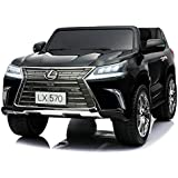 Great Shameem Lexus LX570 official Rideon Car Black