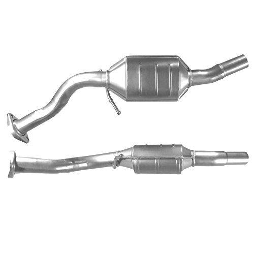 Motexo MT90011 Exhaust Petrol Catalytic Converter +Fitting Kit +2yr Warranty