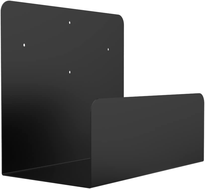 Oeveo Side Mount 174-11H x 7.2W x 13D | Computer Wall Mount for Full-Sized Computer Towers from HP, Lenovo, Dell, Acer, and More | SCM-174