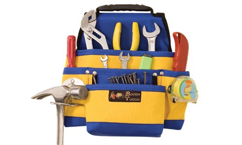 - Heavy Duty Nail and Tool Pouch Bag