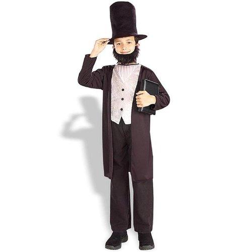 Child Abraham Lincoln Costume
