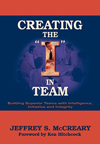 Creating the 'I' in Team