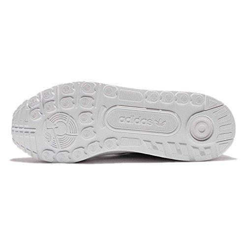 Zapatillas De Deporte Adidas Originals Zx Flux Adv Tech Para Hombre Blanco Gris S76395