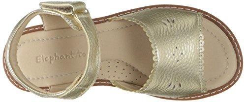 Sandal Girls' Classic Elephantito Elephantito Gold Girls' wPI1qP8a