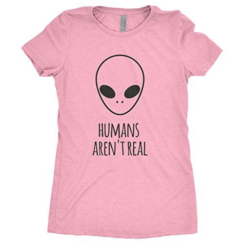 Alien Shirt Funny Head Tee Sister Tshirt Women Shirts Humans Tshirt Gift -