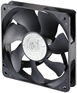 Cooler Master Blade Master 120 Sleeve Bearing 120mm PWM Cooling Fan for Computer Cases CPU Coolers and Radiators