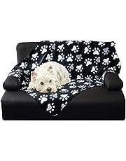 "NOBBY 60875 hondendeken Classic ""PIPPA"" zwart L x B: 100 x 150 cm, L, zwart"