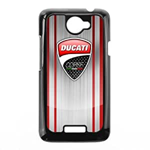 HTC One X Cell Phone Case Ducati Corse Logo Custom Case Cover 3ERT473621