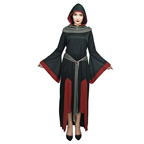Costume Devil Ladies Halloween (Halloween Devil Vampire Women's)