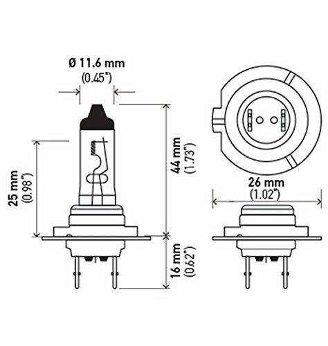 HELLA Design Bulb