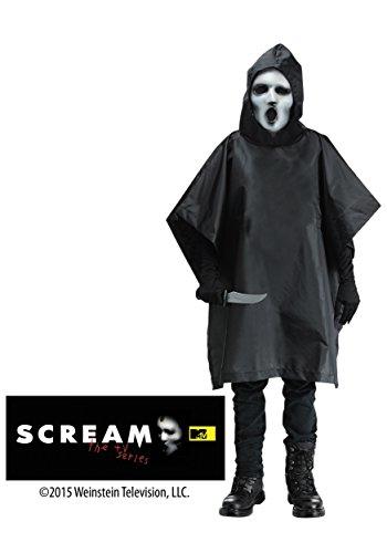 Fun World Big Boy's MTV Scream Child Costume Childrens Costume, Multi, Large ()