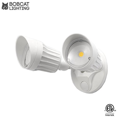 bobcat lighting 20 watt twin head photocell technology. Black Bedroom Furniture Sets. Home Design Ideas
