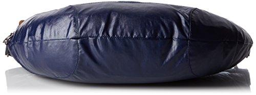 Lacquer Indigo Kipling Bag G28 Women��s Blue Shoulder Nille w1x1FXzZ