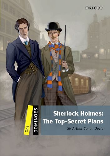 Dominoes: One: Sherlock Holmes: The Top-Secret Plans