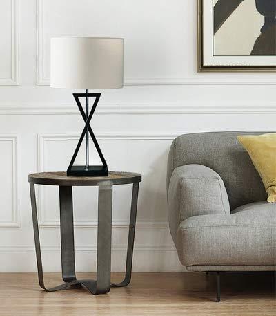 Contemporary Scandinavian Modern Asymmetry Design Table Lamp 2 Pack