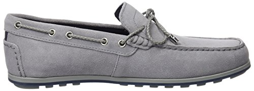 C9007 Men Mirvin B U Loafers Stone Geox Grey 1TCqw