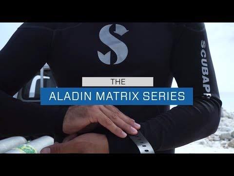Amazon.com: SCUBAPRO Aladin Deporte Matrix muñeca ...
