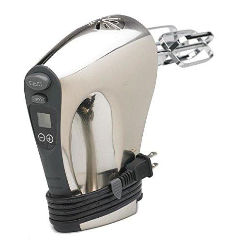 Nesco HM-350 Hand Mixer, 16-Speed